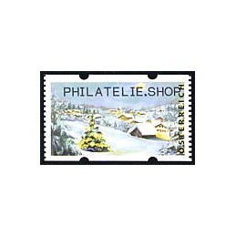 AUSTRIA (2010). PHILATELIE.SHOP (Inv. 3). Etiqueta sin facial