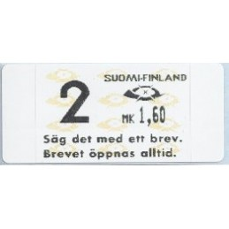 FINLANDIA (1993). Dassault-Inter Marketing 7. ATM nuevo (2)