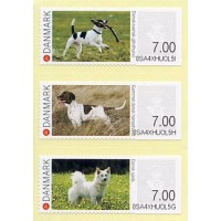2015. Danish dog breeds