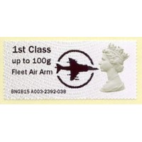 2015. IAR - Impresión 'Fleet Air Arm' + logo