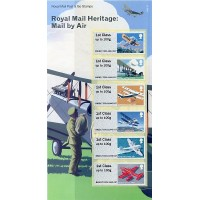 2017. Royal Mail Heritage: Mail by Air