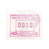 1990. SANTA CLAUS LAND ARCTIC CIRCLE (2)