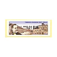 2007. Timbres Passion 2007 - Dole