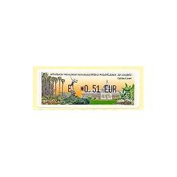 FRANCE (2009). 82 Congres FFAP - Tarbes. ATM nuevo