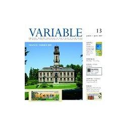 VARIABLE nº 13 - Julio 2009