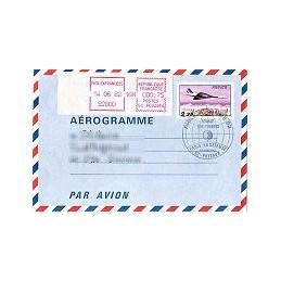 FRANCIA (1982). Philexfrance82 - G1PC92954. Aerograma