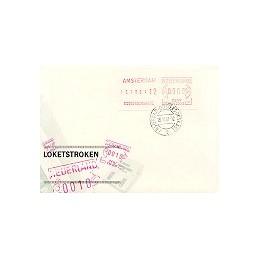 HOLANDA (1981). Emisión básica - FM3055. Sobre