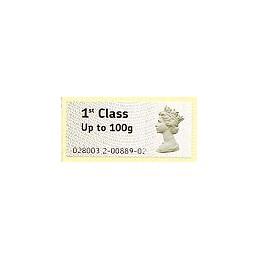 R. UNIDO (2009). Reina (1) - 028003 2. ATM nuevo (1st class)