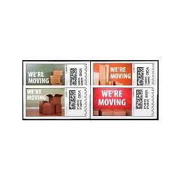 EEUU (2009). 1714. We are Moving. Etiquetas test