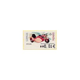 ESPAÑA. 87. Soriano Puma. 5A. ATM nuevo (0,01)