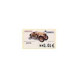 ESPAÑA. 88. Amilcar. 5A. ATM nuevo (0,01)