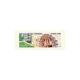 FRANCIA (2010). Salon Timbre - Moulins. ATM nuevo (E 0,51)