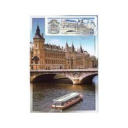FRANCIA (2010). 83 Congres FFAP - Paris. Tarjeta máxima