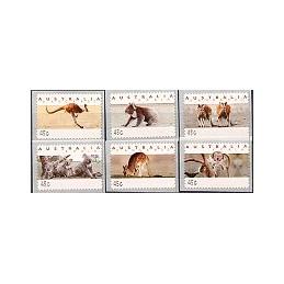 AUSTRALIA (1999). Canguros ... -    . ATMs nuevos
