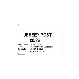JERSEY (2010). Básica (1.2) - Power House. Sello nuevo