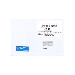 JERSEY (2010). Básica (1.2) - Main P.O. Sobre a España