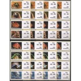 IRLANDA (2010). Animales Irlanda - 70704. Serie 32 val. (1r. día