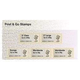 R. UNIDO (2008). Reina (1) - 020511 1. Carpeta con los sellos