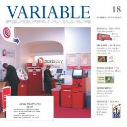 VARIABLE nº 18 - Octubre 2010