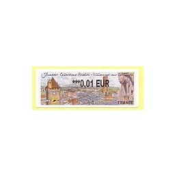 FRANCIA (2010). Jeunesse - Villeneuve Lot. ATM nuevo (0,01)