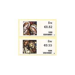 IRLANDA (2010). Navidad - 02501. Sellos nuevos