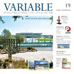 VARIABLE nº 19 - Enero 2011