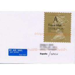 R. UNIDO (2010). Horizon label - Machin (1). Sobre España (2011)
