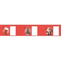 EEUU (2010). 1752. Navidad. Etiquetas en blanco
