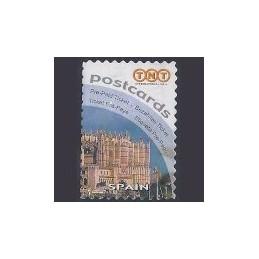 ESPAÑA (2000). TNT Spain. 04-2-A. Sello usado