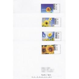 EEUU (2008). 19. Flores. Sobres
