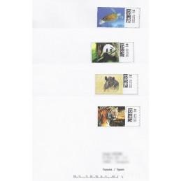 EEUU (2008). 17. Especies amenazadas. Sobres
