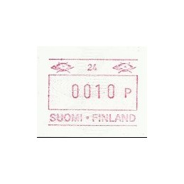 FINLANDIA (1990). Emisión básica (4) - 30. ATM nuevo