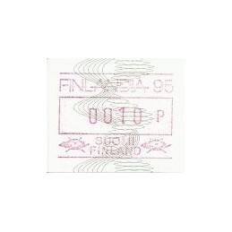 FINLANDIA (1993). Finlandia 95. ATM nuevo