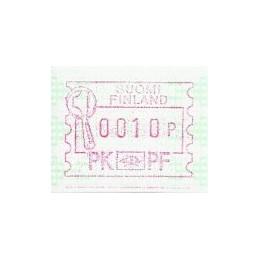 FINLANDIA (1994). PF - PF (2). ATM nuevo