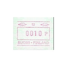 FINLANDIA (1994). Emisión básica (6) - 02. ATM nuevo
