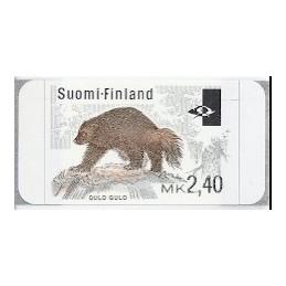 FINLANDIA (1995). Glotón - 2. ATM nuevo