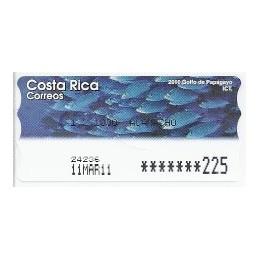 COSTA RICA (2010). Golfo Papagayo. ATM nuevo