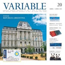 VARIABLE nº 20 - Abril 2011