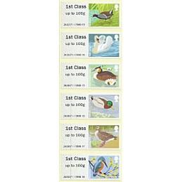 R. UNIDO (2011). Pájaros (3) - 242007 1. ATMs nuevos (linea, lee