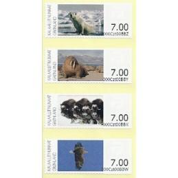 GROENLANDIA (2011). Fauna. ATMs nuevos (7.00)