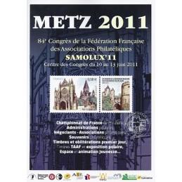 FRANCIA (2011). 84 Congres FFAP. Catálogo (LEER ANTES DE COMPRAR