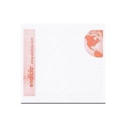 EEUU (2011). ENDICIA (stamps.com). Etiqueta en blanco