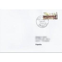 MACAU (2011). Patrimonio, REIMP 2009 - Nagler. Sobre P.D. España