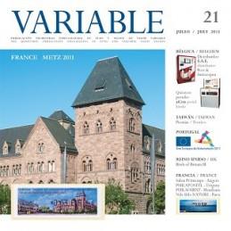 VARIABLE nº 21 - Julio 2011