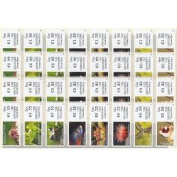 IRLANDA (2011). Animales (2) - 235027. Serie 32 val. (1r. día)