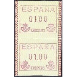 ESPAÑA. 1.1. Frama - Papel mate. ATMs nuevos error corte