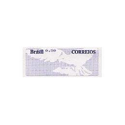 BRASIL (2004). Paloma blanca (3). ATM nuevo