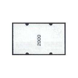 ESPAÑA. 3.1. GRANADA 92 - 3 dígitos. ATM nuevo (18), nº (2000)