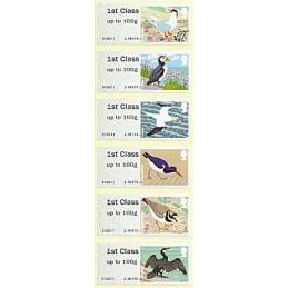 R. UNIDO (2011). Pájaros (4). ATMs nuevos (1st Class - ERROR)