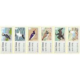 R. UNIDO (2011). Pájaros (4) - 003009 1. ATMs nuevos